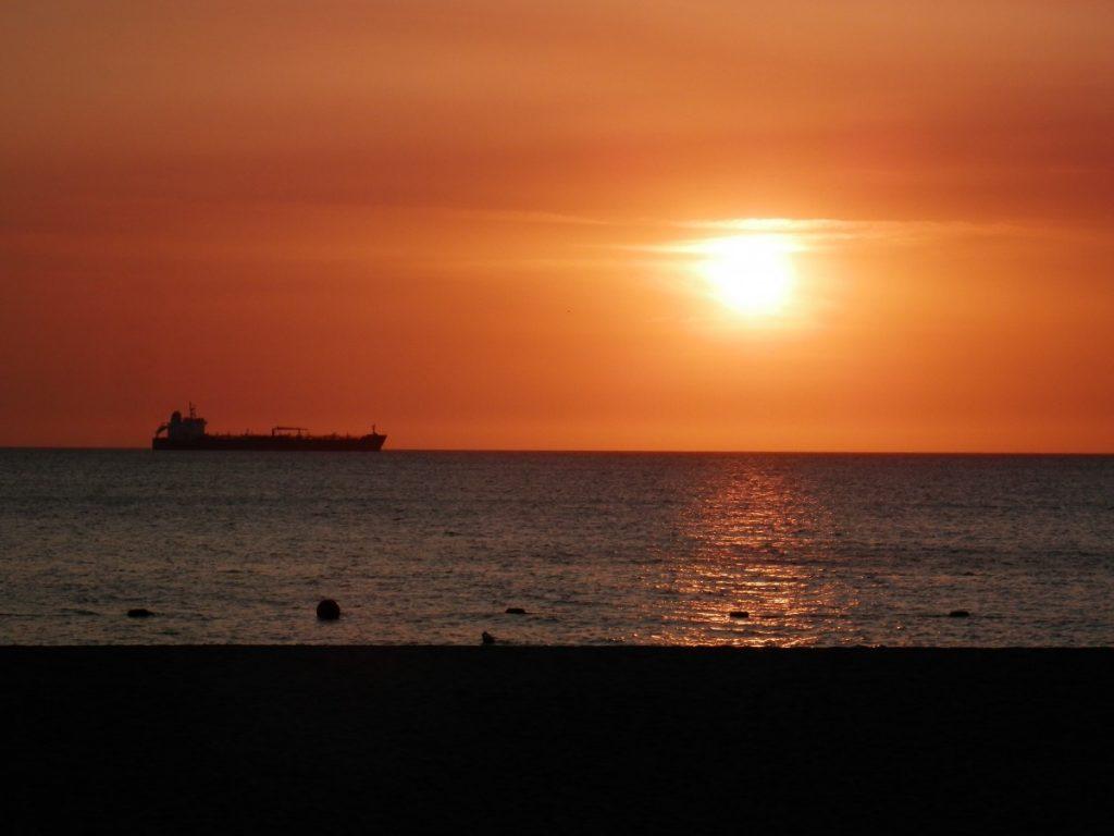 beach_sunset_santa_marta_backlight_sun_landscape_sea-487187